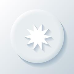 Star 3D Paper Icon
