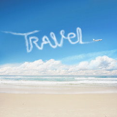 Wall Mural - travel