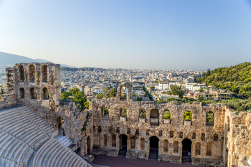 Athens. The Odeon of Herodes Atticus 3