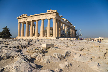 Photo sur Aluminium Athenes Athens. Parthenon 2