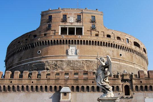 Castel Sant'Angelo, Italy, Rome