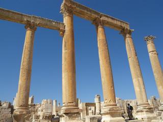 Jordan - Jerash - Roman ruins
