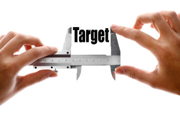 How big is our target