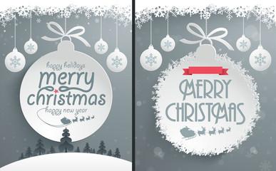 Christmas Ball Backgrounds