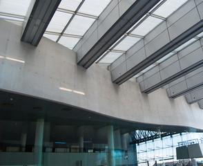 Modern interior space