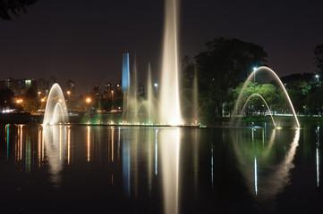 Ibirapuera park, sao paulo , Brazil