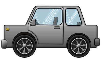 Auto Grau