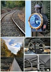 Thème ferroviaire.
