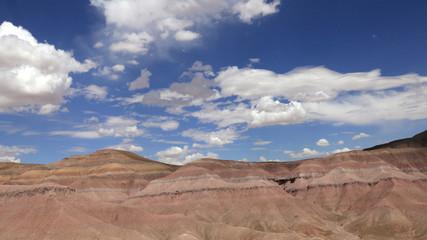 the painted desert , Arizona
