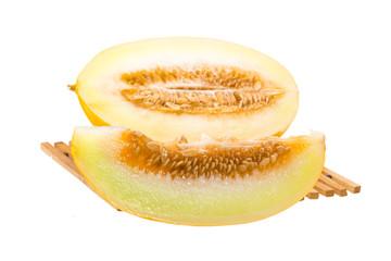 Pipe juicy melon