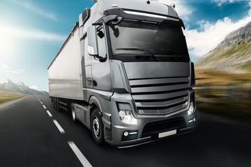 Wall Mural - Modern Truck