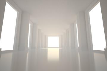 Digitally generated room
