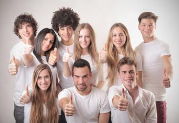 Positive Teenagers