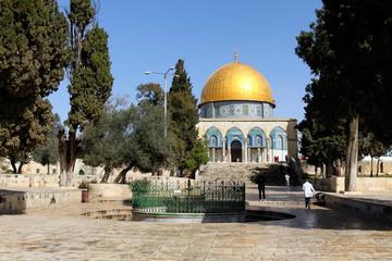 エルサレム、岩のドーム