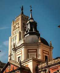 Church in Madrid