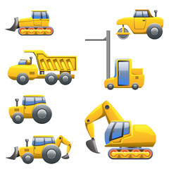 different type of tractors