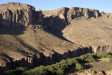 Canyon, Patagonie