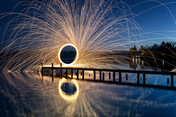 Ring of Fire at the Lake