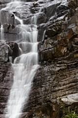 Charming Silverband Falls in Grampians National Park, Australia