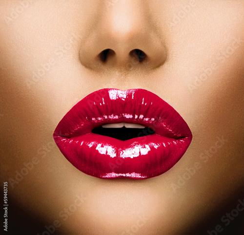 Фото сексуальные губы
