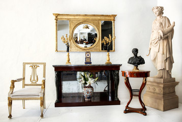 antique shop objects