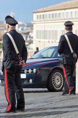 Carabinieri Italie