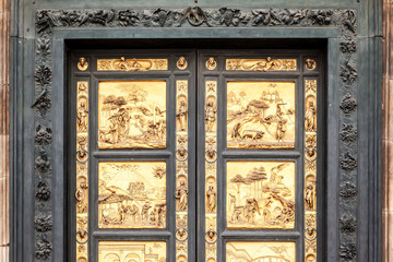 Golden Door in Florence