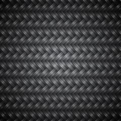 Metallic Carbon Background