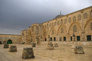 Al Aksa Mosque, Jerusalem, Israel