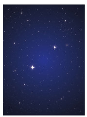 Constellation Small dog