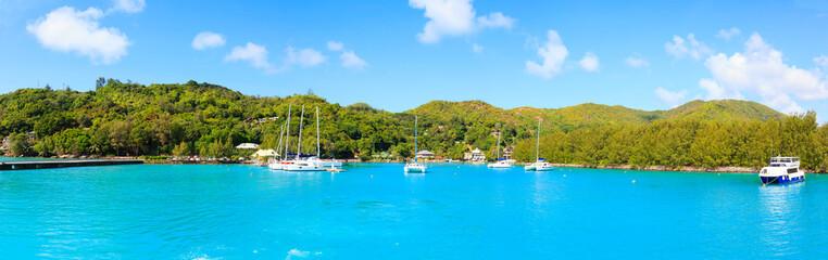 Seychellen, eiland La Digue