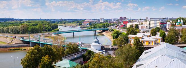 View of Yaroslavl