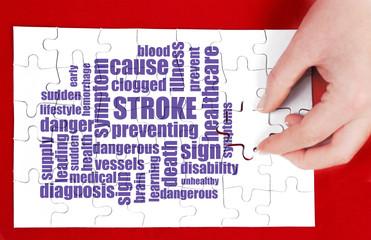stroke puzzle