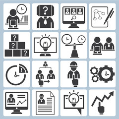 organization development icons
