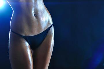 Wet sexual body