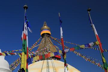 boudhanath stupa from nepal