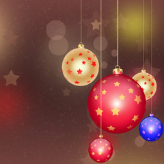 New Year   Merry Christmas background