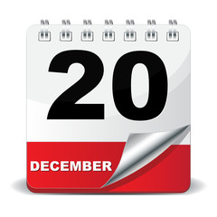 20 DECEMBER ICON