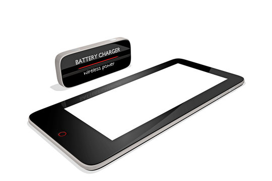 contactless battery recharger