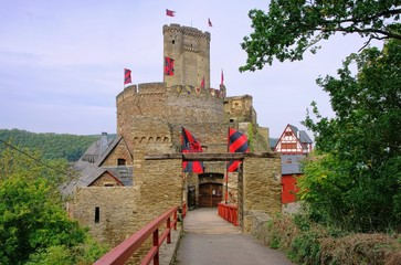 Ehrenburg - Castle Ehrenburg 01