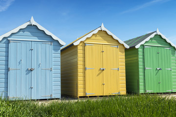 Rustington Beach Huts