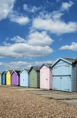 Ferring Beach Huts