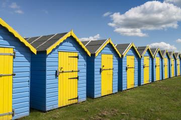 Bognor Regis Beach Huts