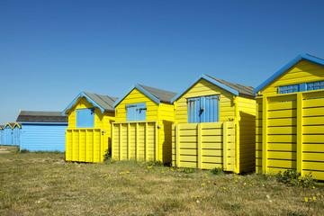Littlehampton Beach Huts