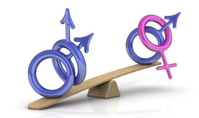 Количественное преимущество гомосексуалов над гетеросексуалами