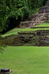 Jaguar Temple, Lamanai Belize
