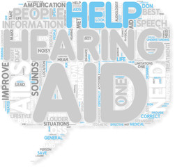 Concept of General information on hearing aids