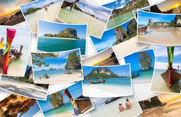 plages et îles de Thaïlande