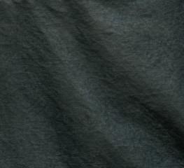 black crumpled fabric texture