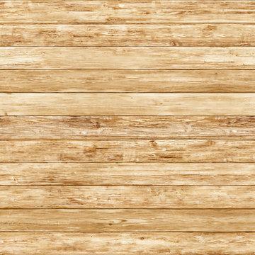 Seamless bright yellow wood